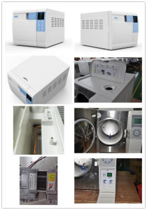 Standard Class B Dental Autoclave 16L pictures & photos