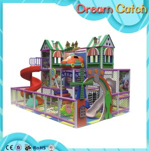 Indoor Children Playground Equipment Business Plan pictures & photos