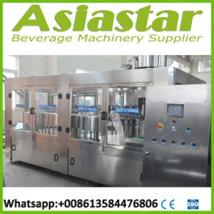 Complete a to Z Plastic Bottle Water Liquid Filling Machine pictures & photos