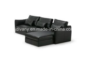 Modern Home Furniture Fabric Sofa (D-74-E+B+D) pictures & photos