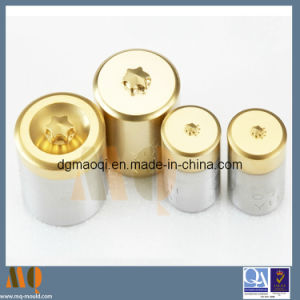 Ticn Coating Screw Punch Blanks (MQ851) pictures & photos