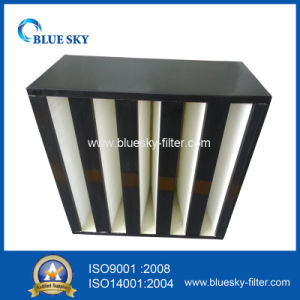 V-Bank HEPA Air Filter for Rigid Box HVAC System pictures & photos