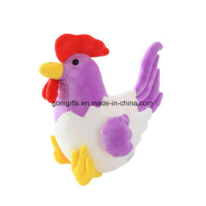 2017 Mascot Chiken Plush Toy