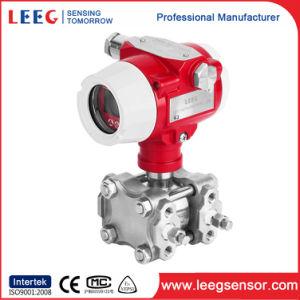 China 4-20mA Hart Pressure Transmitter with LCD Display pictures & photos