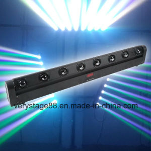 Disco Light 8*10W RGBW LED Bar Beam Moving Head pictures & photos