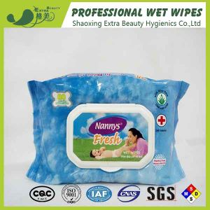 Aloe Vera Baby Wipes Customized Wet Tissues pictures & photos