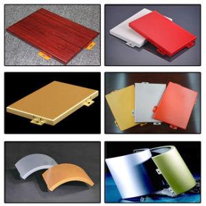 Decorative Materials Aluminum Ceiling Panel pictures & photos