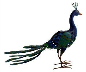 Metal Peacock Animal Garden Home Decoration Souvenir Crafts pictures & photos