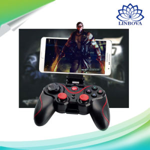 2.4G Wireless Mobile Phone Bluetooth Game Controller for PS3/Android/PC/TV Box/iPad pictures & photos