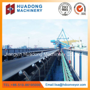 High Performance Large Inclination Upward Belt Conveyor pictures & photos