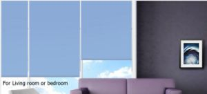 Sunshade Bedroom Roller Blinds pictures & photos