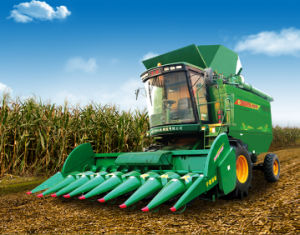 Multifunctional Self-Propelled Corn Kernel Harvester pictures & photos