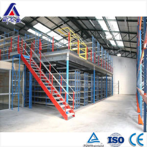 Warehouse Storage Heavy Loading Steel Warehouse Mezzanine pictures & photos