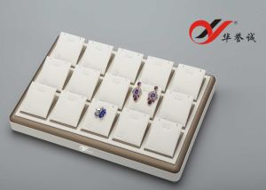PU Leather 15 Components Pendant Tray pictures & photos