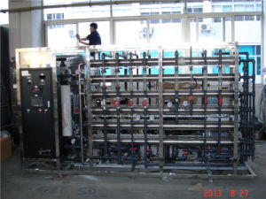 Chemical RO Filter Water Treatment Equipment Cj1230 pictures & photos