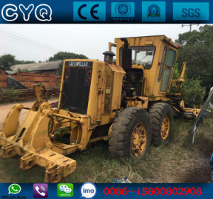 Ocaterpillar Used Grader Cat 140g Motor Grader for Sale pictures & photos