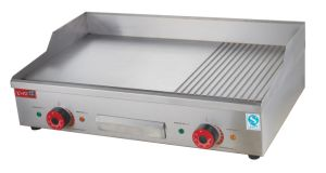 Newest Hot Sale Tabletop Electric Grill Griddle Made by Manufacturer pictures & photos