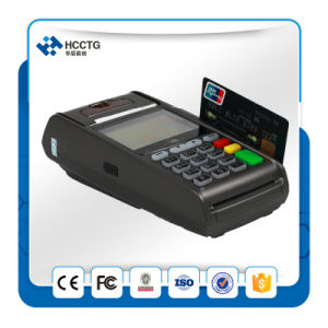GPRS Msr/Contact/Contactless Card Reader Linux Lottery Financial Mobile Payment POS Terminal (M3000) pictures & photos