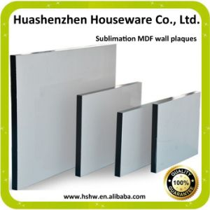 Blank Sublimation MDF Plaques for Wholesales pictures & photos