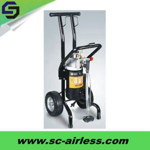 St-6450L Easy Moving Electric Painting Machine with Wheel pictures & photos