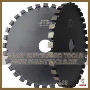 Diamond Tuck Point Cutting Blades for Grooving pictures & photos