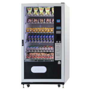 Cheap Price Snack&Drinks Combo Vending Machines LV-205L-610A pictures & photos
