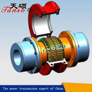 Js Type Grid Coupling with Adapter for General Machinery pictures & photos