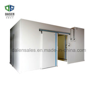 Stainless Steel Air Cooling Cold Room with Sliding Door pictures & photos