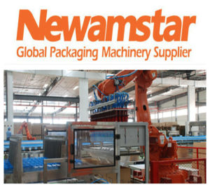Newamstar Full Automatic Robot Encaser pictures & photos