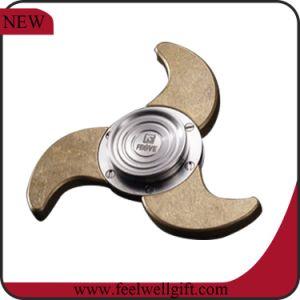 Tri Fidget Ceramic Bearing Desk Focus EDC Finger Hand Spinner pictures & photos