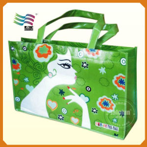 Customized Polypropylene Non Woven Bags for Advertising with Company Logo pictures & photos