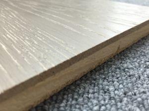 3-Layer Oak Brushed Engineered Wood Laimina Flooring Tile pictures & photos