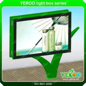 Monopole Outdoor Scrolling Lightbox Billboard pictures & photos