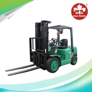 3.5ton Diesel Forklift with 4jg2 Engine pictures & photos