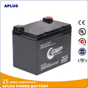 Medium Size VRLA Batteries 12V 33ah for Measuring Instruments pictures & photos