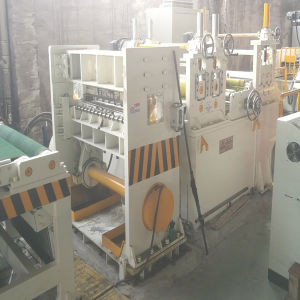 Automatic Sheet Cutting Machine in Cutting to Length Line pictures & photos