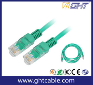 10m CCA RJ45 UTP Cat5 Patch Cord/Patch Cable pictures & photos