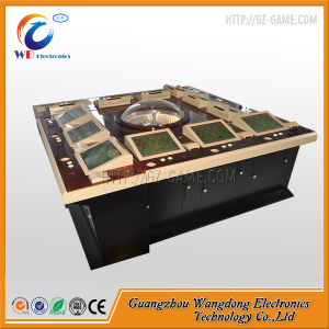 Metal Cabinet Roulette Bingo Machine with Best Quality pictures & photos