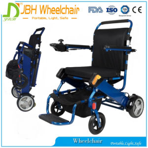 Aluminum Electric Lightweight Wheelchair for Disabled pictures & photos