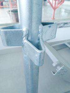 Standard/Verticals for Kwikstage Scaffolding Galvanized pictures & photos