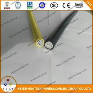 AA-8000 Series Aluminum Alloy UL44 XLPE Insualted Xhhw-2 Cable 6AWG pictures & photos