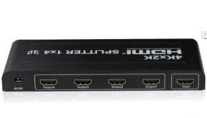 1X4 HDMI Splitter up to 4k*2k High Resolution pictures & photos