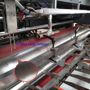 Hihe Speed Automatic Flute Laminator pictures & photos