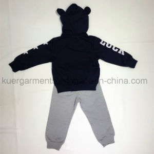 Fashion Boy Suit in Long Sleeve in Kids Clothes pictures & photos
