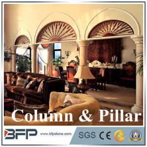 Marble Roman Column Pillar, Marble Pillar pictures & photos