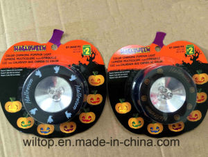 Halloween Color Changing Pumpkin Lights (PM250) pictures & photos