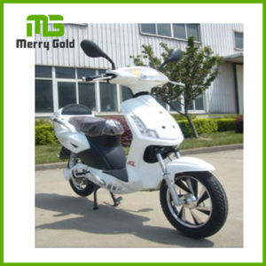 Chinese Factory Wholesale 60V 500W Brushless Electric Motorcycle with Pedals pictures & photos