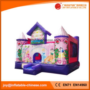 Inflatable Funny Bouncer Jumping Frozen Castle (T2-610) pictures & photos