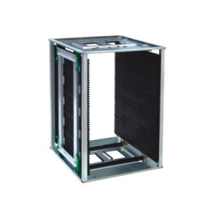 ESD SMT PCB Magazine Rack for PCB Production Line pictures & photos