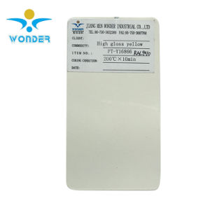 Ral 9010 White Color Epoxy-Polyester Powder Coating for Lighting Lamp pictures & photos
